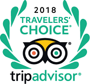 Certificado Traveler´s Choice - 2018
